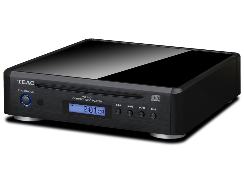 teac pd h01 cd player hifi12a hifi highend proaudio. Black Bedroom Furniture Sets. Home Design Ideas