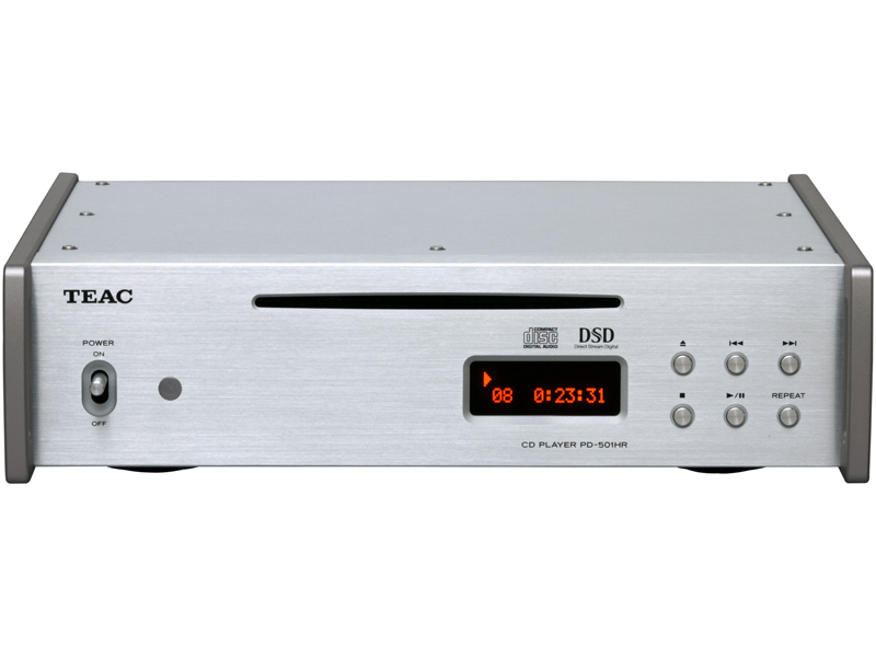 TEAC PD-501HR | CD-Player
